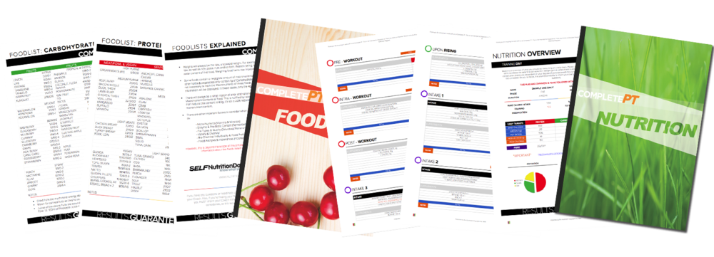 NUTRITION OVERVIEWS & FOOD LISTS