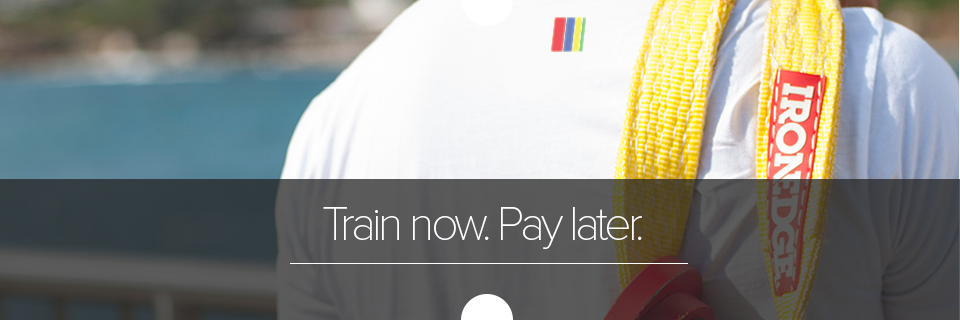 Train now, pay later