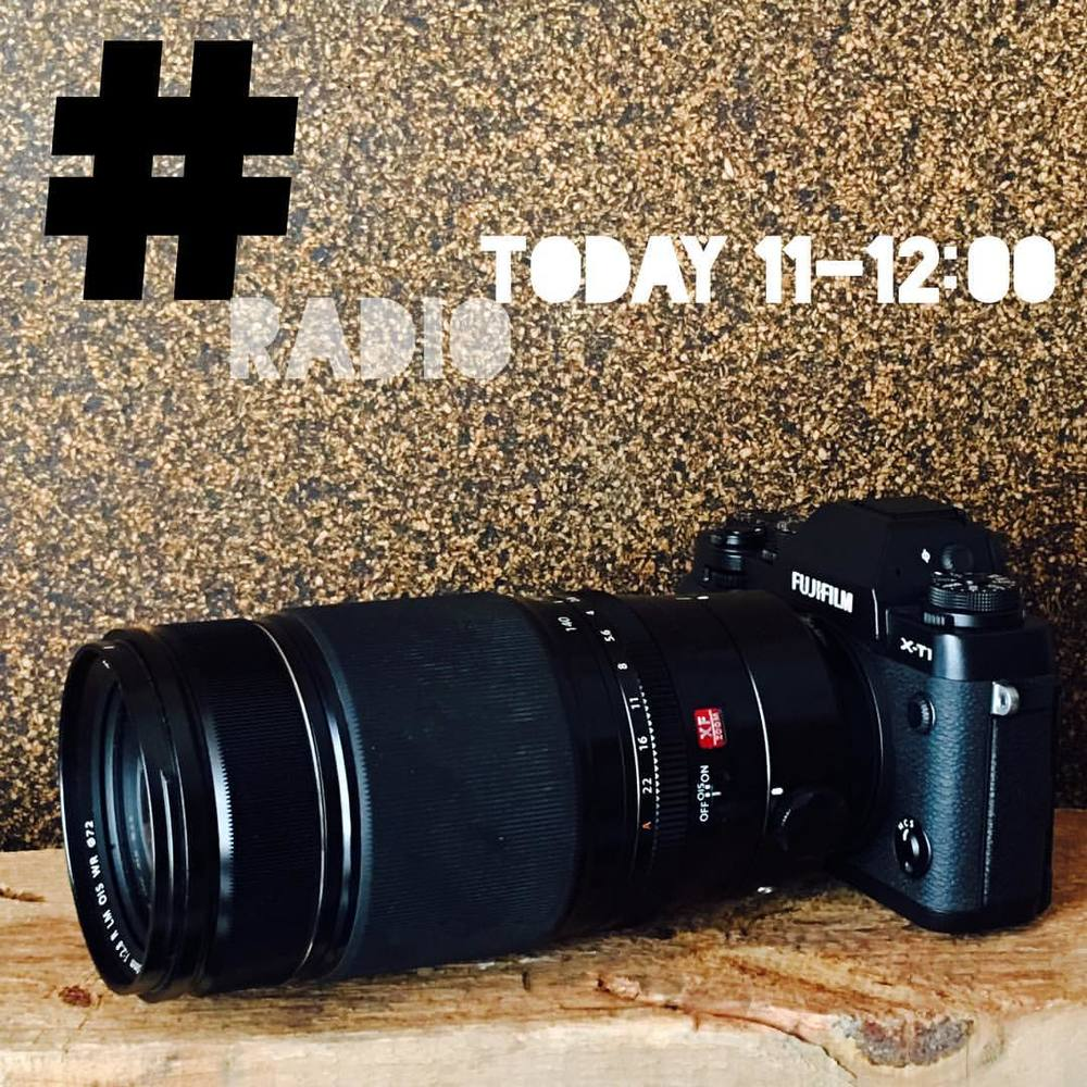 Good Monday!  Some excitement today - tune in to #HashtagRadio at http://www.hashtagrad.io/ between 11:00 and 12:00 to find out what the fuss is about.   #fujifilm #broadcastinglive #mirrorless #exploresouthafrica #explorecapetown