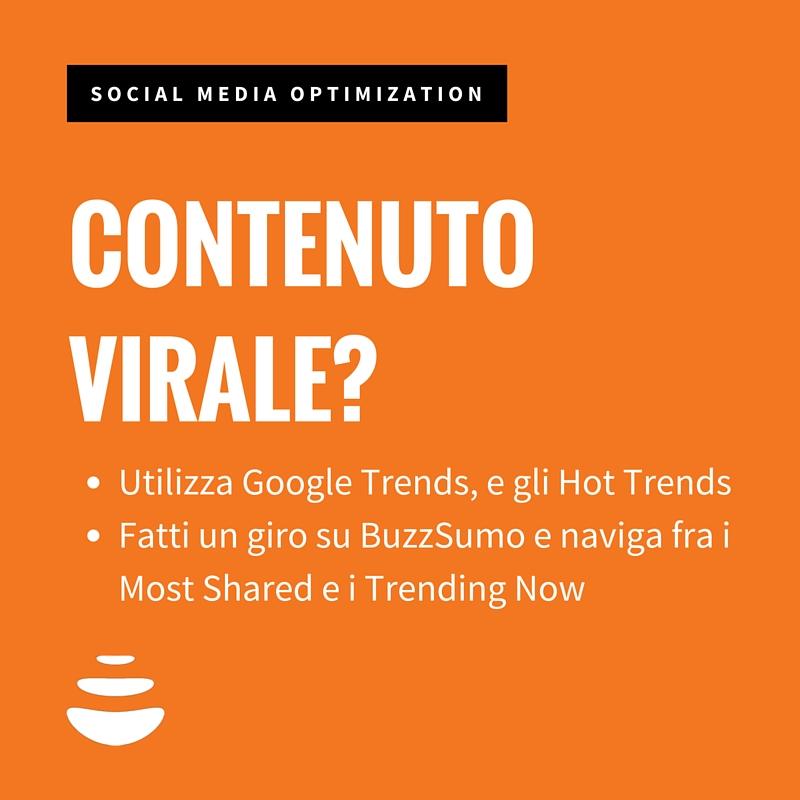 contenuto virale