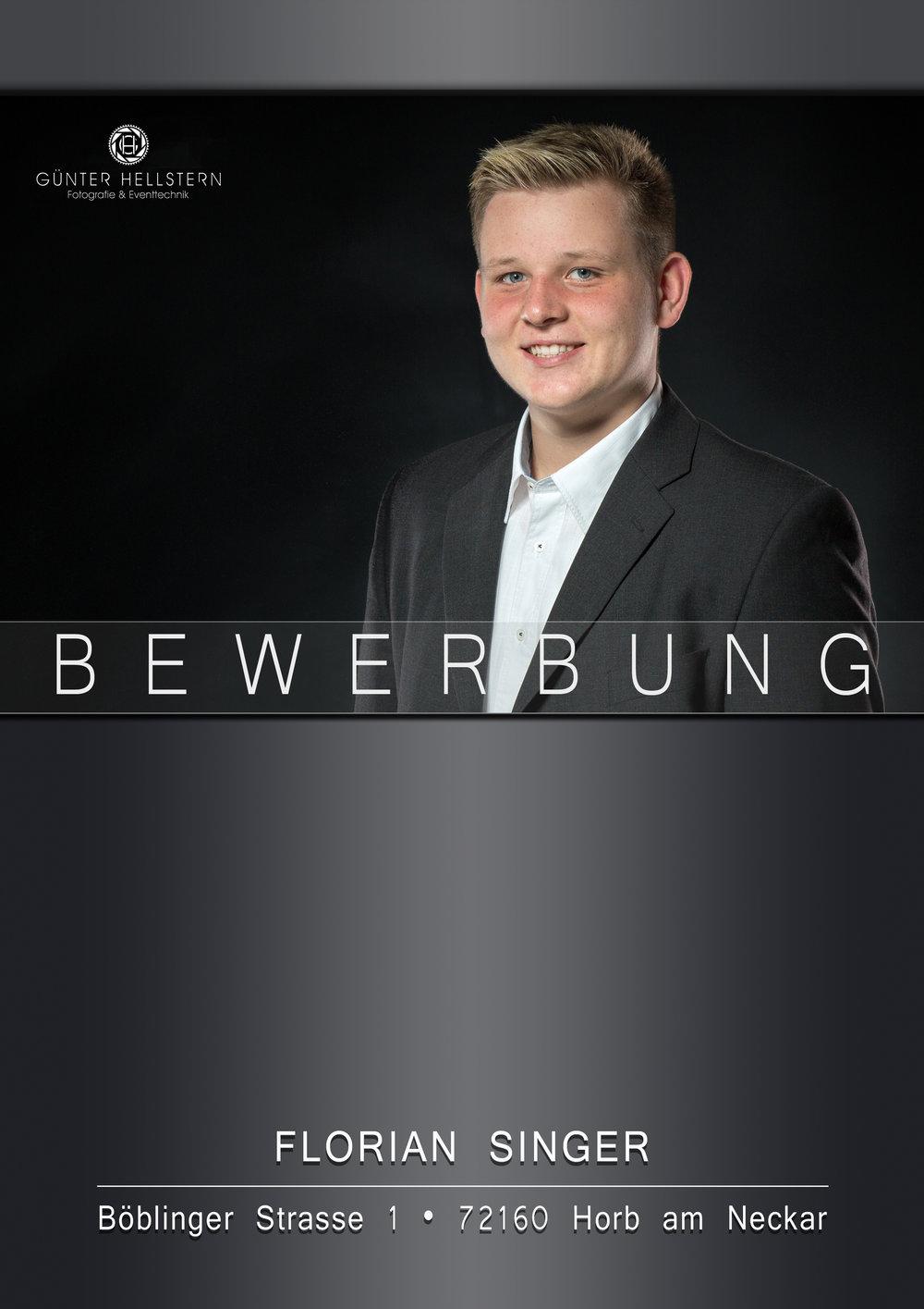 Bewerbungsbilder Günter Hellstern Fotoevent