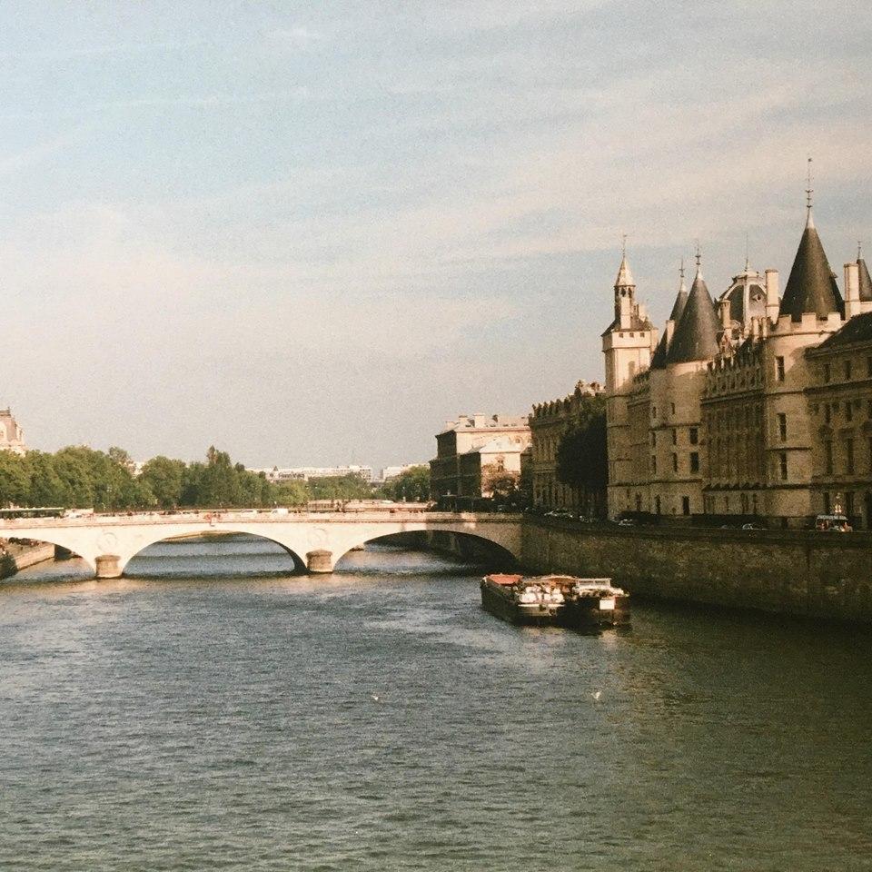 Paris, spring 2016.