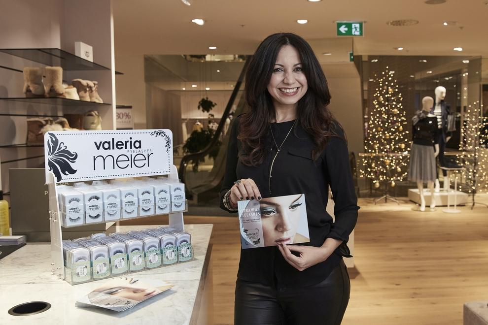 Valeria meier eyelashesist ab jetzt bei pkz women basel zu FINDEN. -