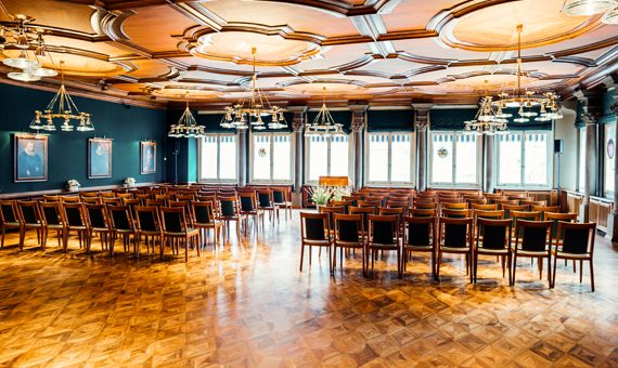 Symposium Venue 2019 | Zunfthaus zur Saffran | www.zunfthauszursaffran.ch