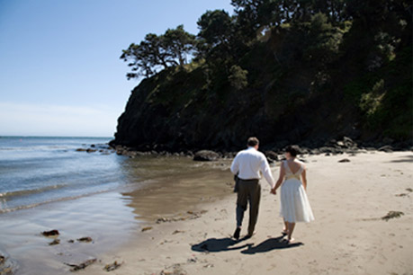 Elk cove inn wedding