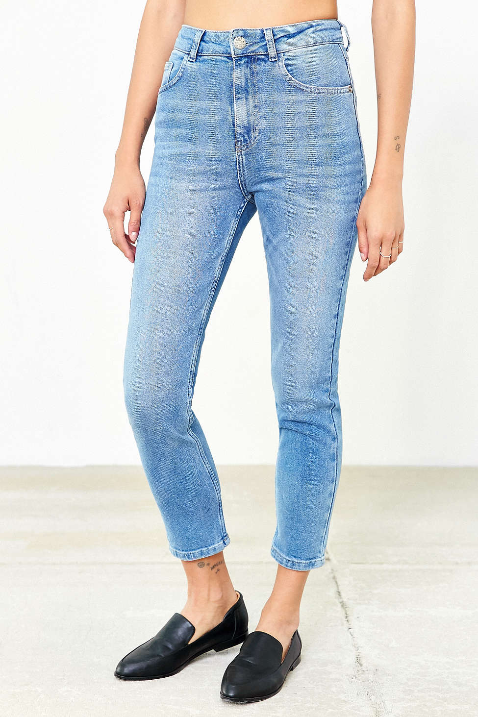 BDG Girlfriend High-Rise Jean$79