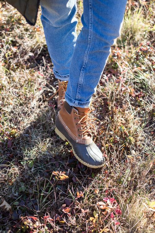 7e1d9ccb1e3 My Style + Adventure: LL Bean Boots / Lank Farm — abby johnson-ruscansky