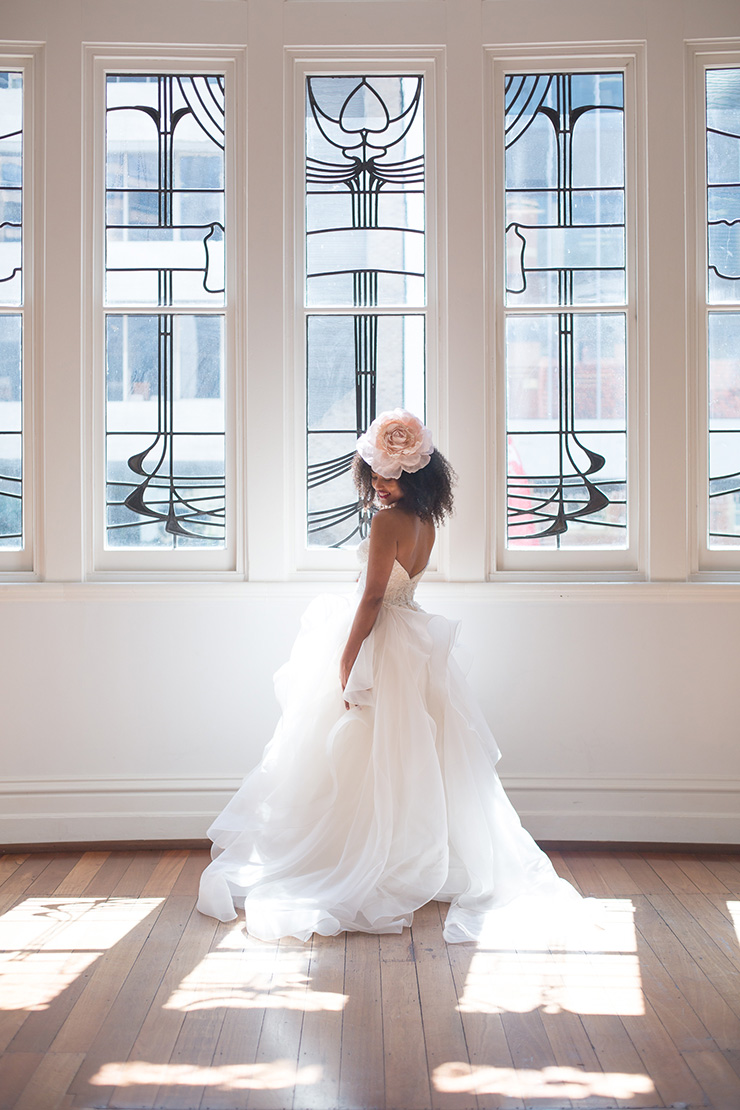 Elegant Art Gallery Inspiration featured in The Wedding Playbook.
