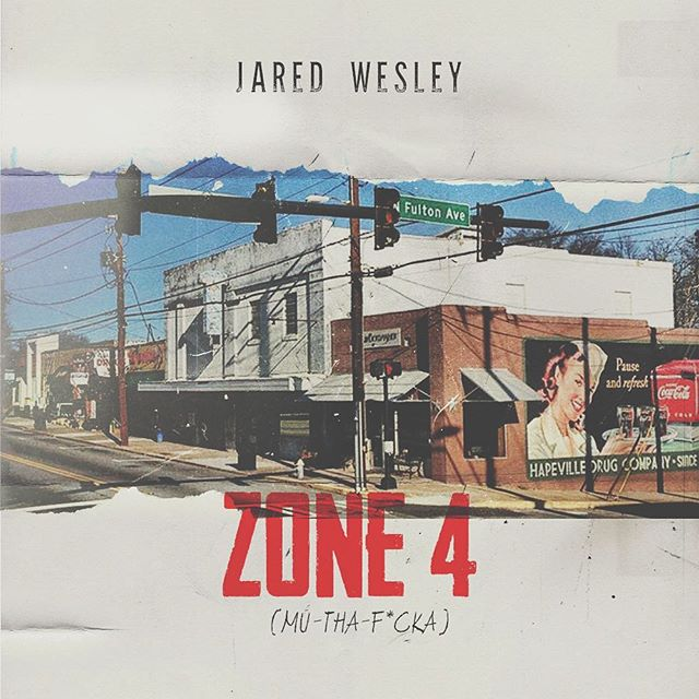New Single Release Zone 4 (Mu-Tha-F*cka) soundcloud.com/jaredwesley/zone-4-mu-tha-fcka