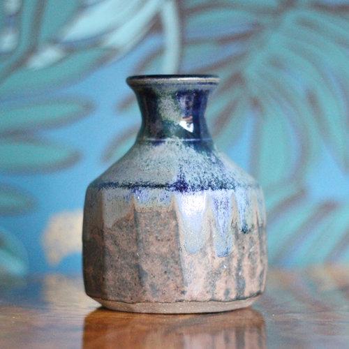Studio Pottery Vase Vintage Home Decor Portland Oregon Left