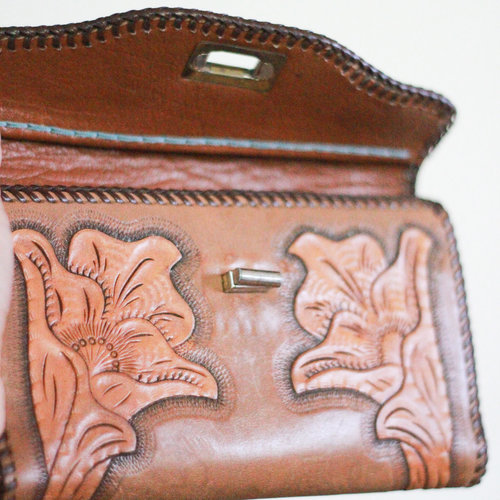 b7effe21a321 vintage tooled leather wallet handmade left coast revivals 2.jpg