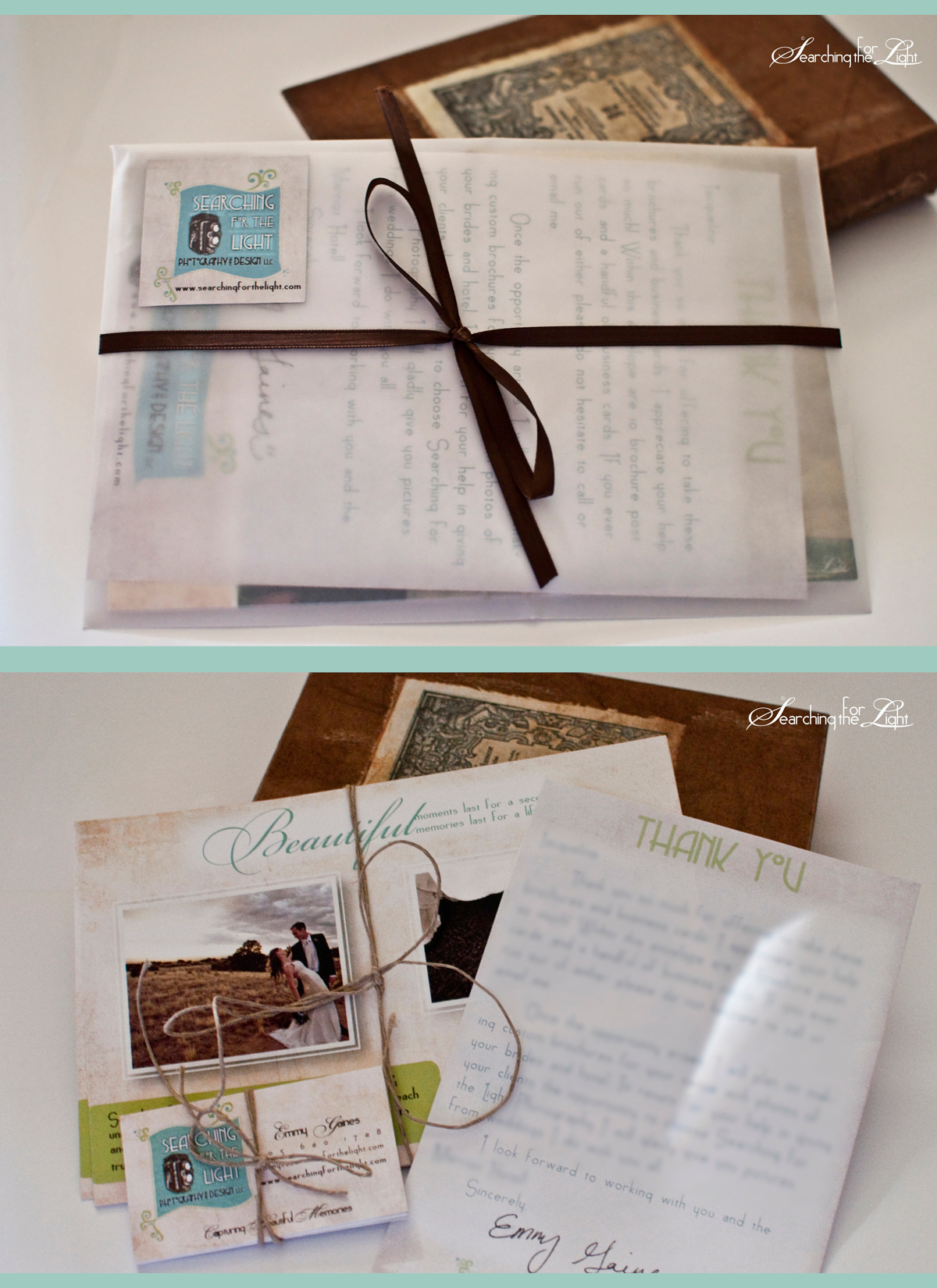 Wedding Vendor Packets