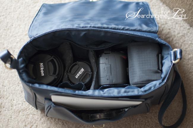 Stylish Camera Bag DIY | Denver Wedding Photographer | Denver Photographer | Vintage Photographer