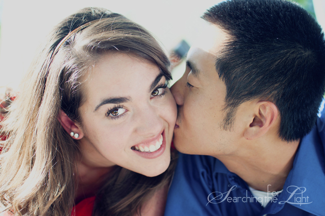 Becca & David {Engaged | The Picnic} | Denver Wedding Photographer | Denver Engagement Photographer | Vintage Photographer