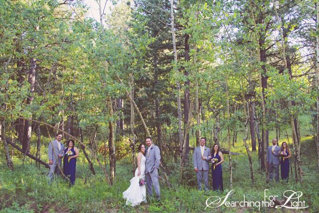 hannah&chris_0997vintagepaper Hannah & Chris { Married | The Moments} | Denver Wedding Photographer | Colorado Destination Wedding Photographer | Vintage Wedding Photographer