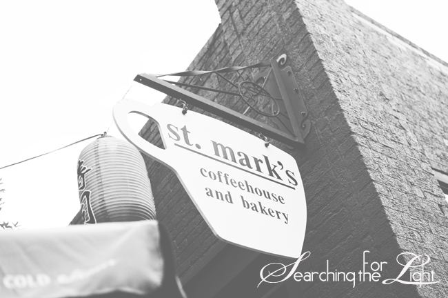 Love the Locals {St. Mark's Coffee House}  | Denver Vintage Wedding Photographer
