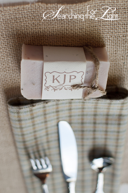 Wedding Ideas | DIY Wedding Favors | Handmade Soap Photo |  Vintage wedding Photography | Denver Wedding Photographer Photo