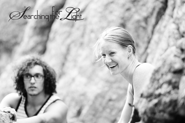 The Monastery Climbing Adventure {The Climb} | Denver Photographer | Colorado Destination Wedding Photographer