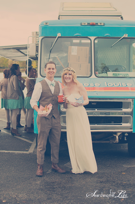 Wedding Vendor Interviews 3 {Cheese Louise Food Truck | Caterer } | Denver Wedding Photography