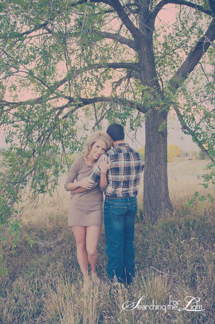 Kait & Joby {Vintage Engagement Photos} | Denver Vintage Wedding Photographer | Colorado Destination Wedding Photographer