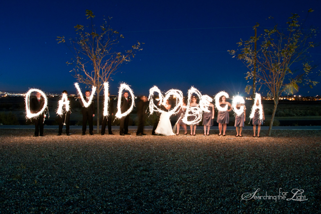 Denver Vintage Wedding Photographer on Fun Wedding photos using sparklers for wedding photos Photo