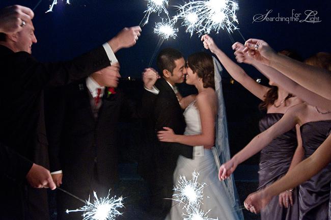 Wedding Ideas #4 {Leaving the Reception} | Denver Wedding Photographer | Vintage Wedding Photography