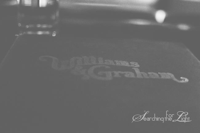 Williams & Graham Anniversary Celebrations {3 Years} | Denver Vintage Wedding Photographer | Denver Wedding Photographer