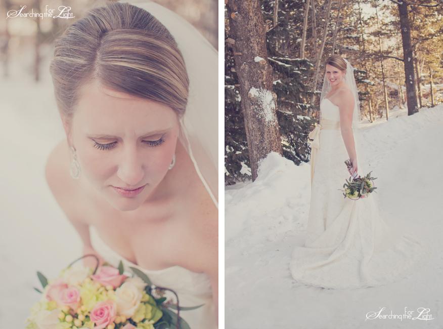 Denve Vintage Winter Wedding Wedding Photographer | Megan Cary Artist Interview Photo