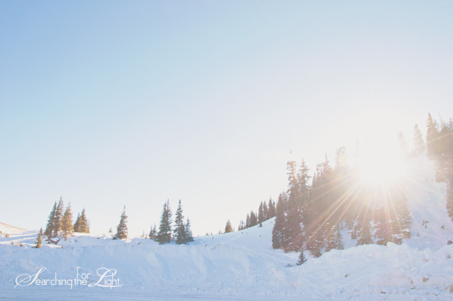 Winter Park {A Wintery Drive Day Two} | Denver Wedding Photographer | Denver Vintage Wedding Photography