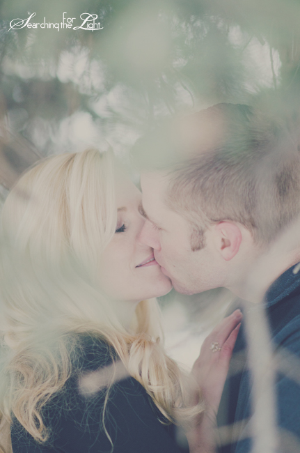 Winter Engagement {Colette & Matt | Sneak Peak} | Denver Engagement Photographer | Denver Vintage Wedding Photographer