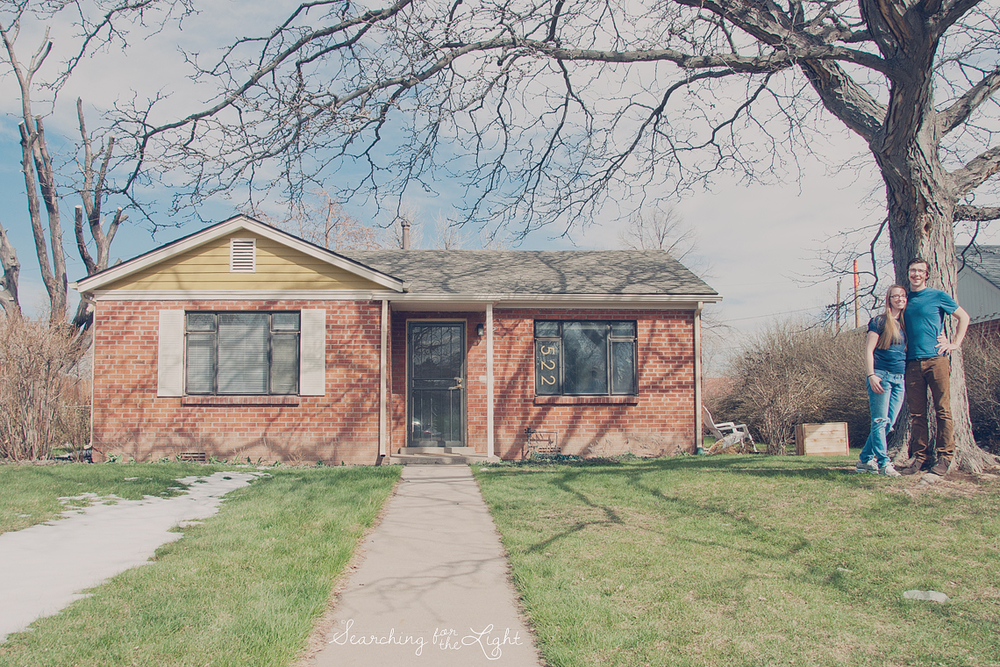 Denver Wedding Photographer Buys First Home Photo