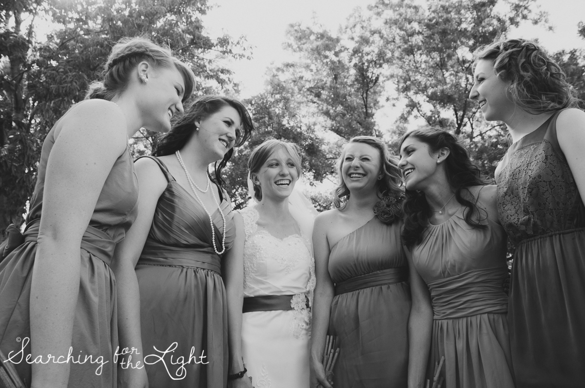 Denver Wedding Photographer Shares Destination Wedding in NM, bridal party photo ideas, vintage photographer, film wedding photography