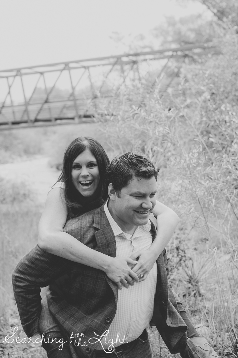 Denver wedding photographer shares engagement session in Golden