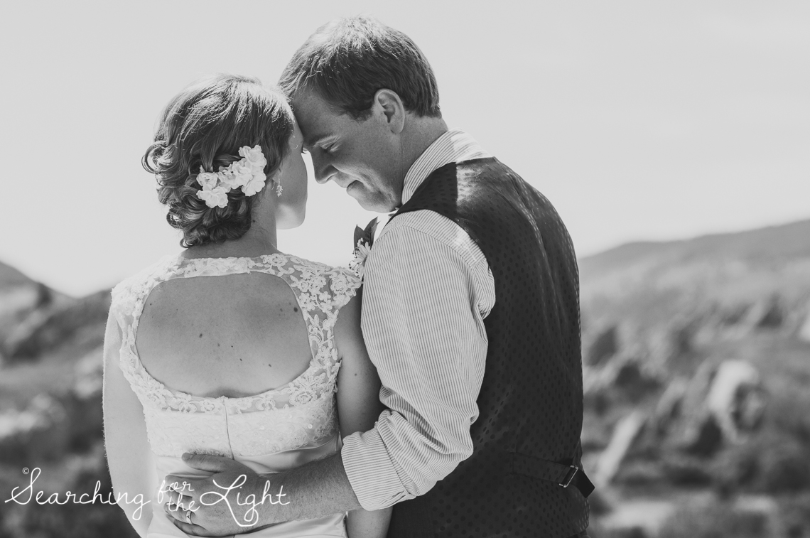 ceremony Arrowhead Golf Course Wedding Photos by Denver Wedding Photographer