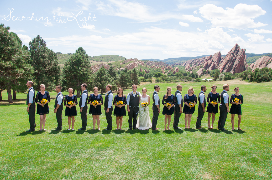 Arrowhead Golf Course Wedding Phots, by Denver Wedding Photographer