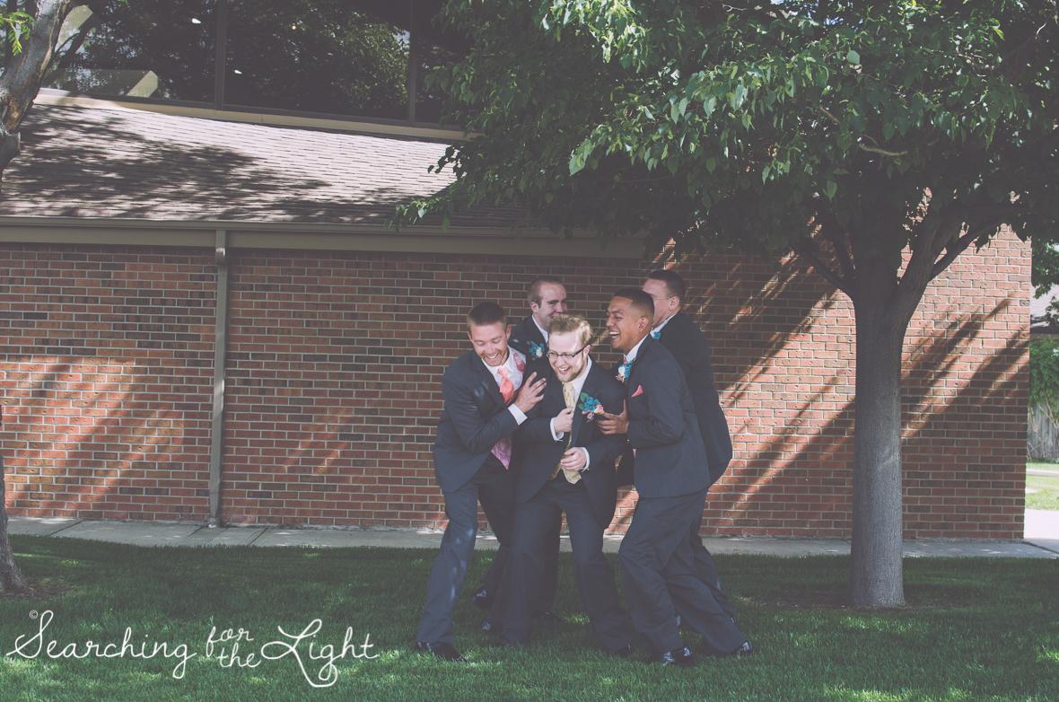 Denver wedding photographer, denver wedding photos, groomsmen photos