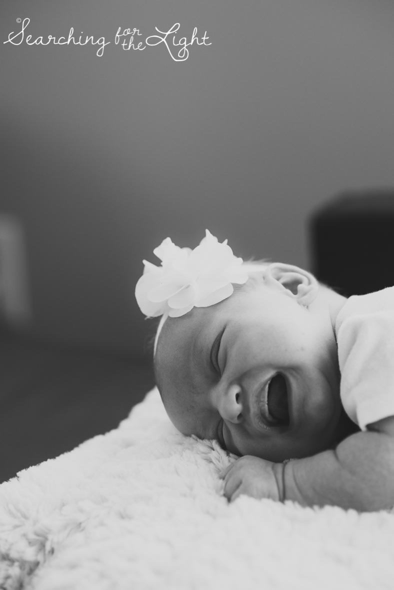 newborn photography denver denver newborn photography crying baby