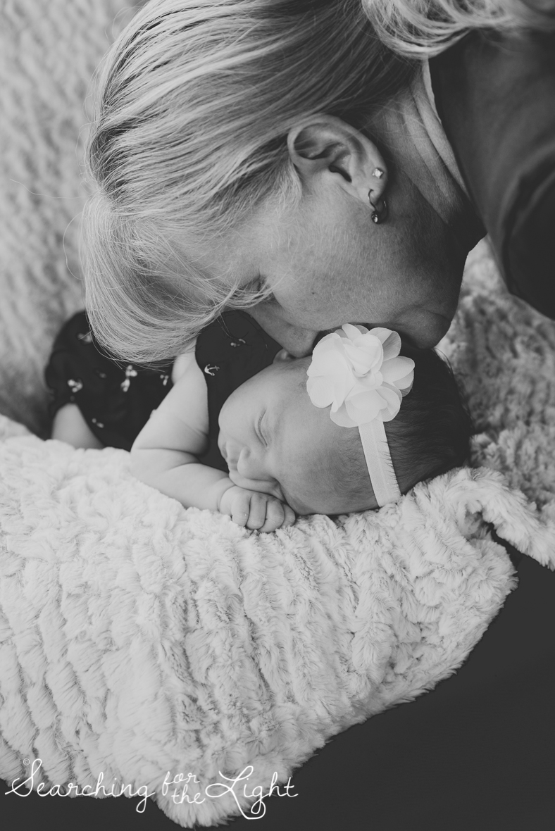 Denver Newborn Photographer Being a Mom, a Bittersweet Thing