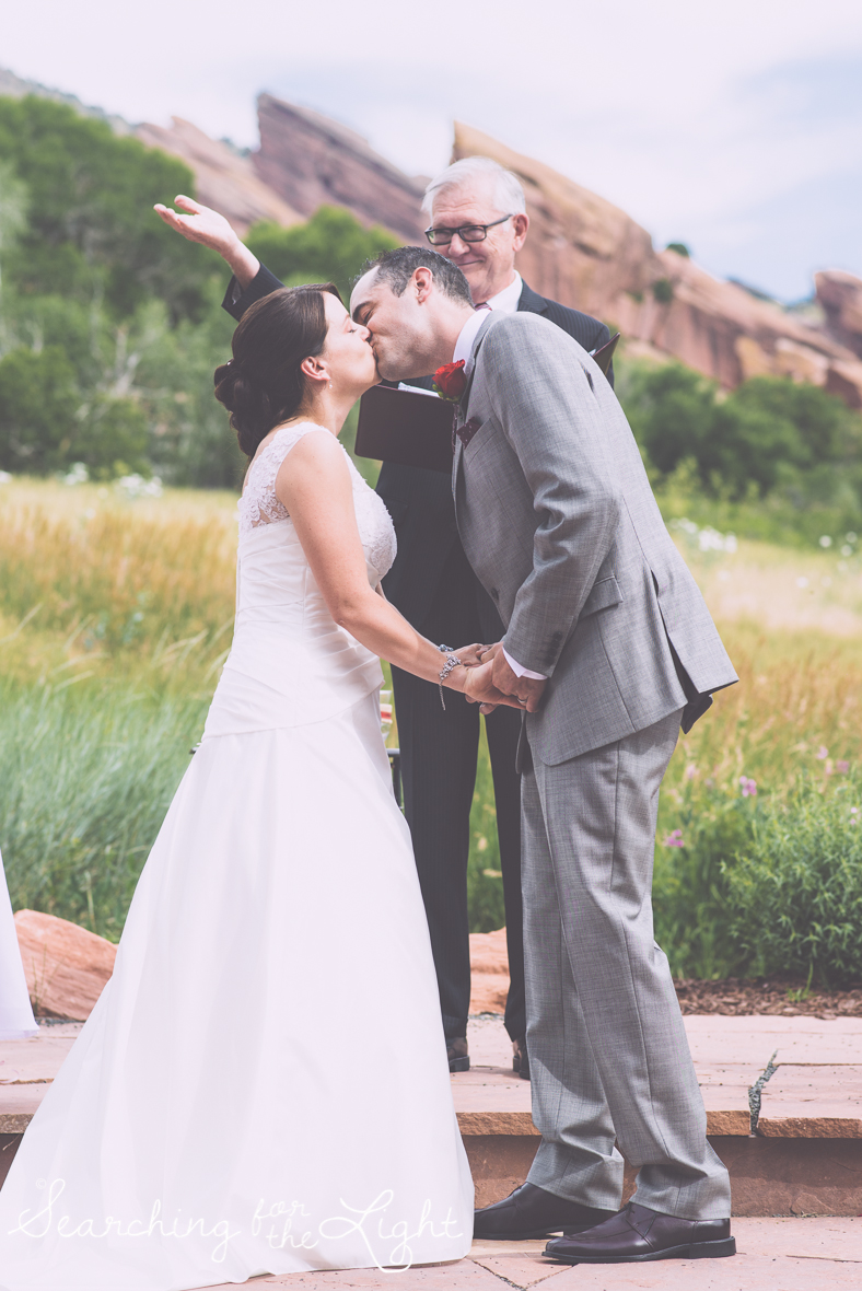 Red rocks wedding photo denver wedding photographer