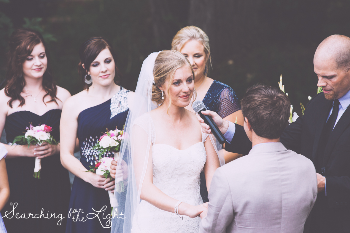 ceremony lyons farmette wedding by colorado wedding photographer