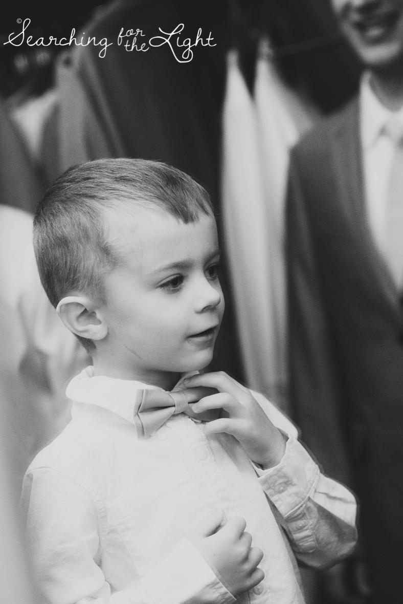 ring bearer at a church wedding photos, colorado wedding photographer