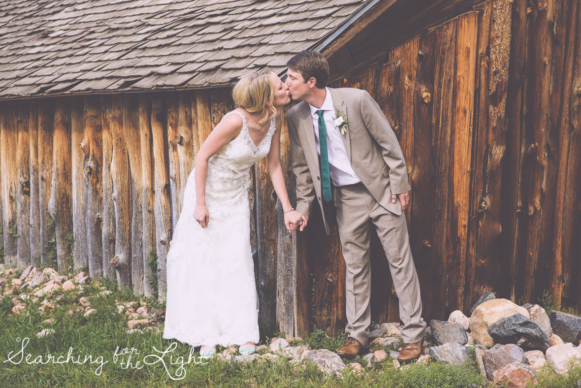 bridal and groom photo denver botanical garden at chatfield, colorado wedding photographer photos