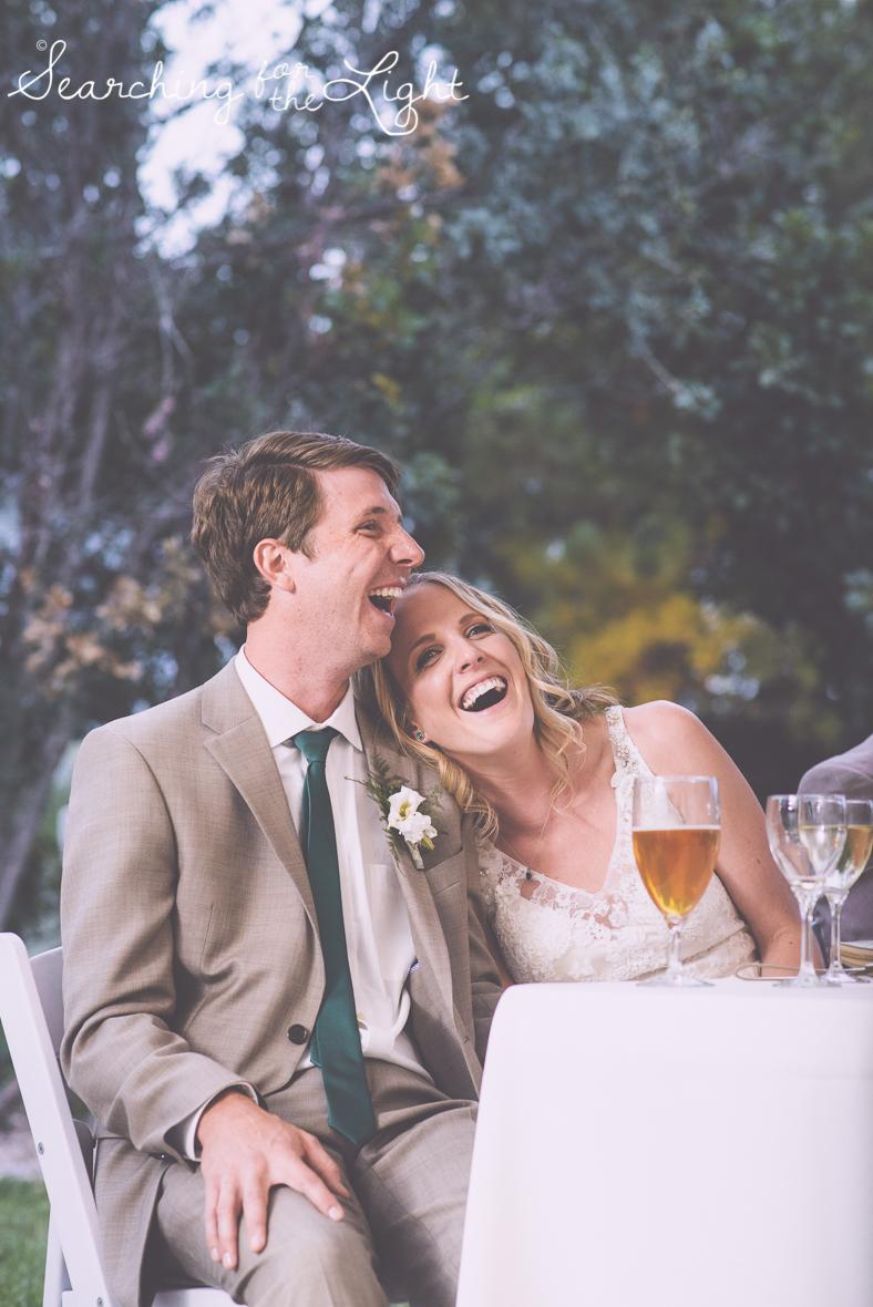 bride and groom photos at denver botanical garden at chatfield, colorado wedding photographer photos