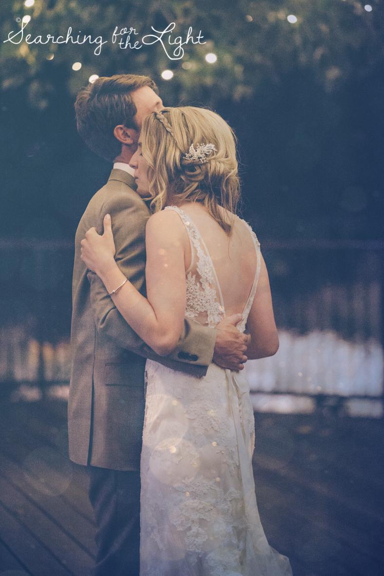 first dance at denver botanical garden at chatfield, colorado wedding photographer photos