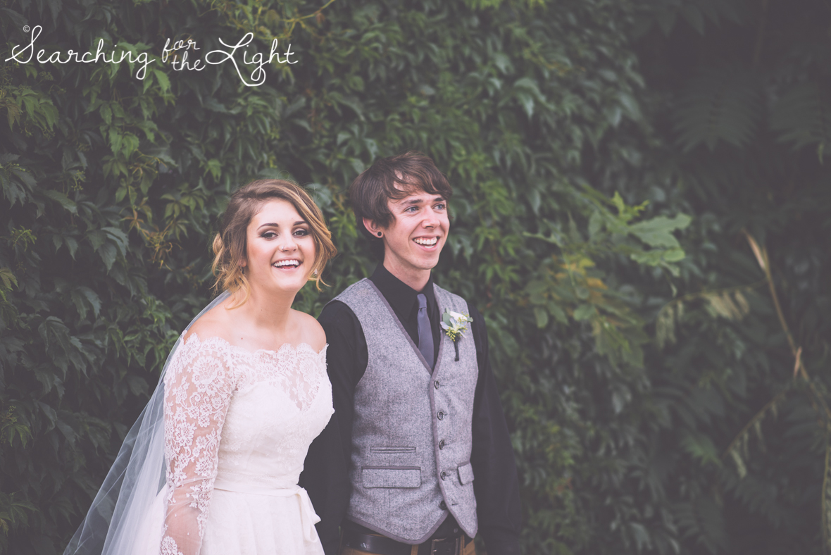 The Infinite Monkey Theorem Wedding Venue Photos | Colorado wedding photographer photos | Park Church Denver Wedding Photos