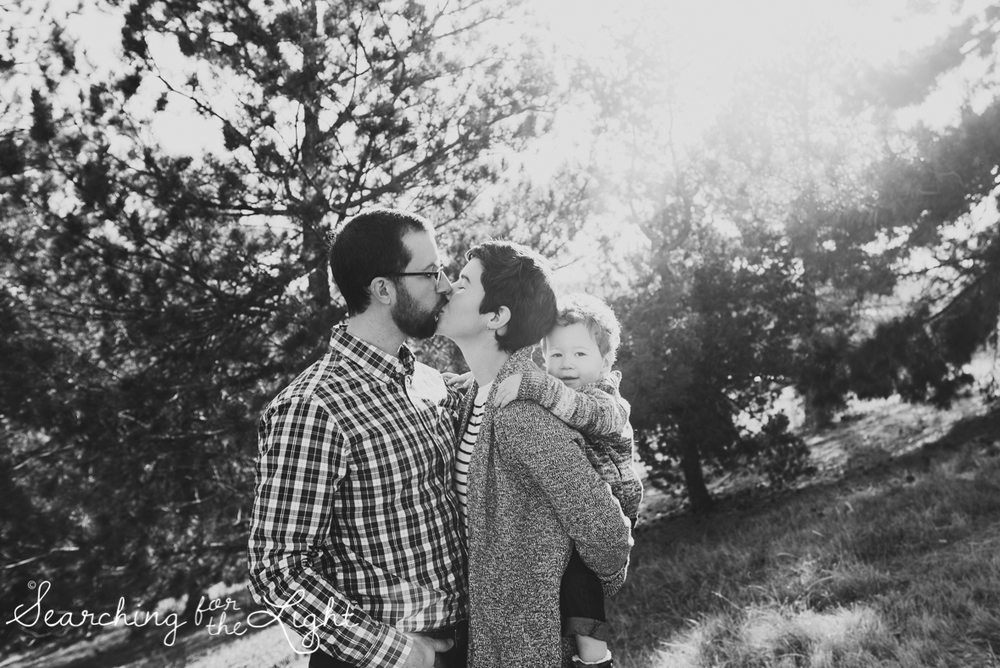 denver photographer, family of three, fun family photos, ruby hill family photos