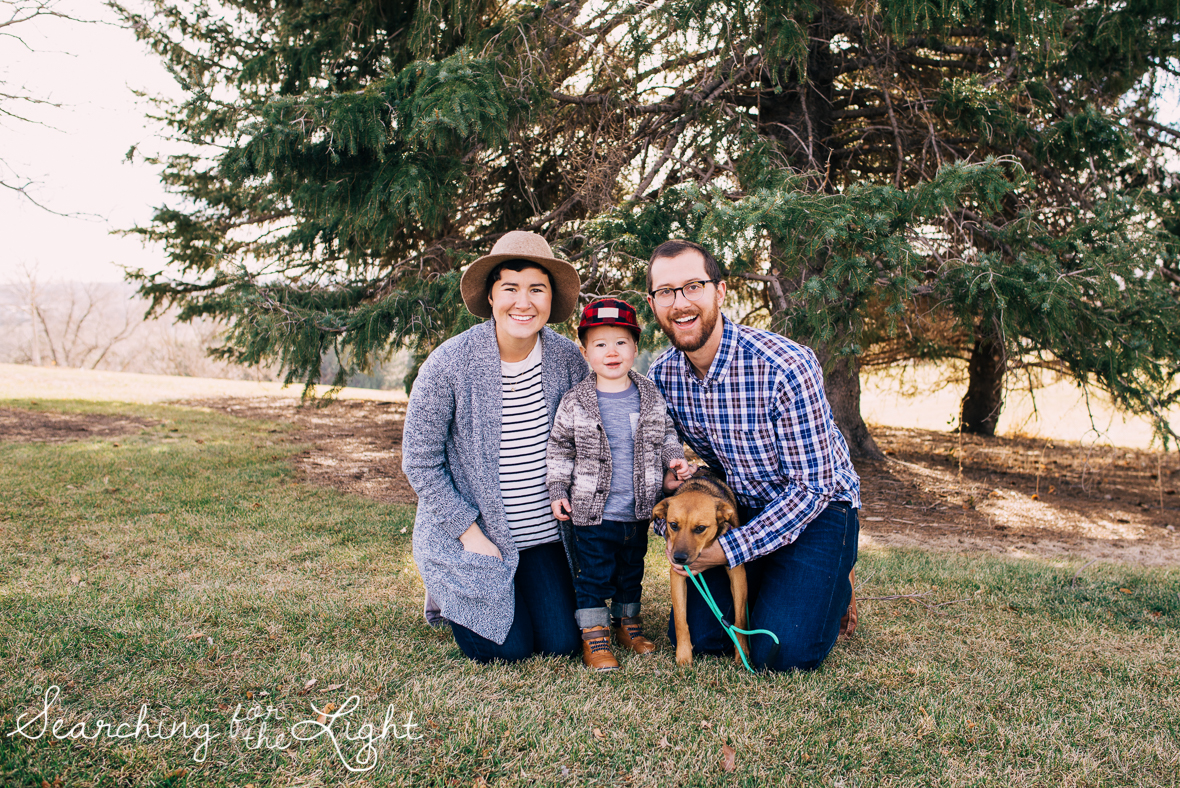 denver photographer, family of three, fun family photos