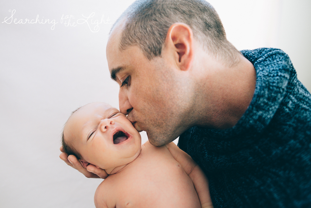 Denver newborn photography, lifestyle newborn photos