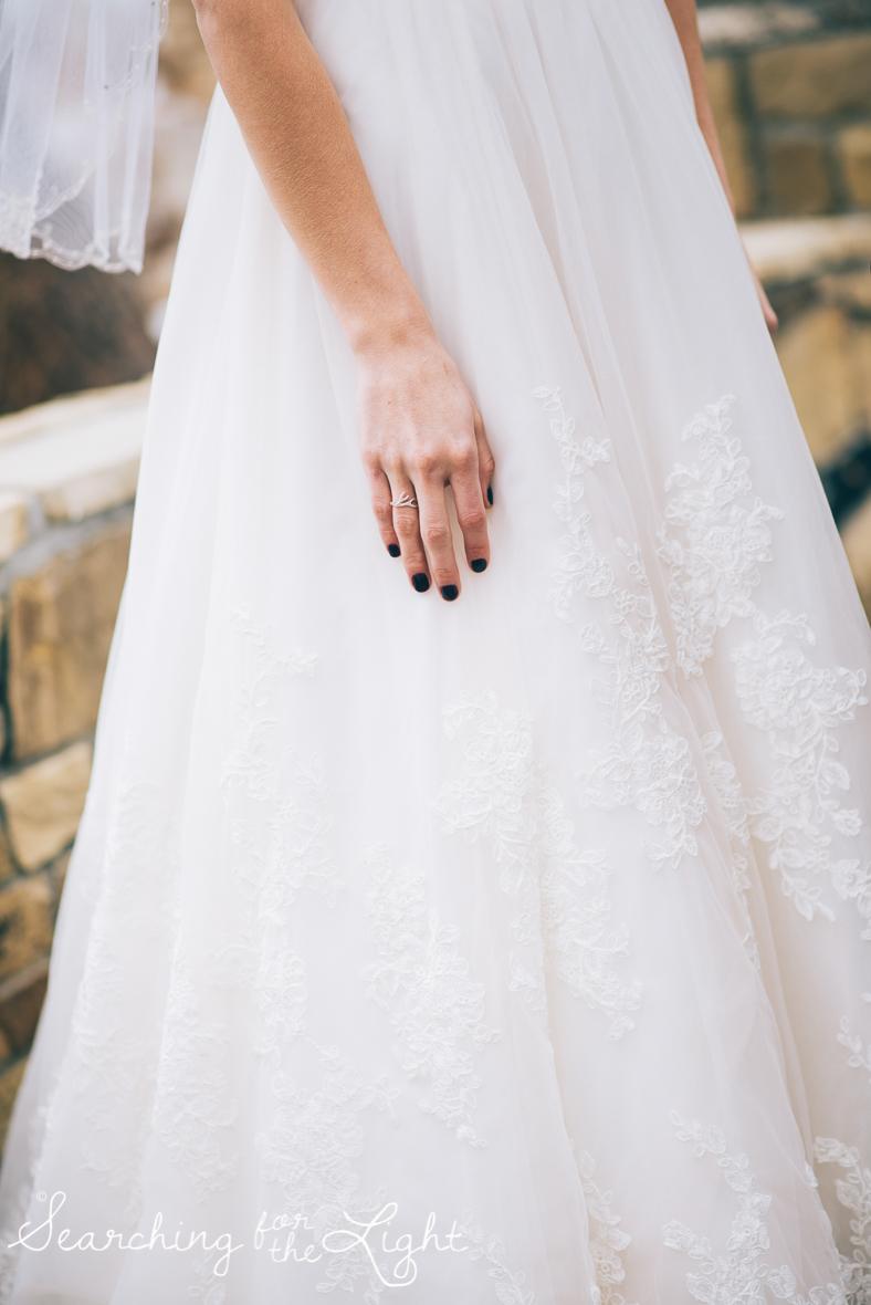 colorado wedding photographer, winter estes park wedding, winter wedding, antler ring
