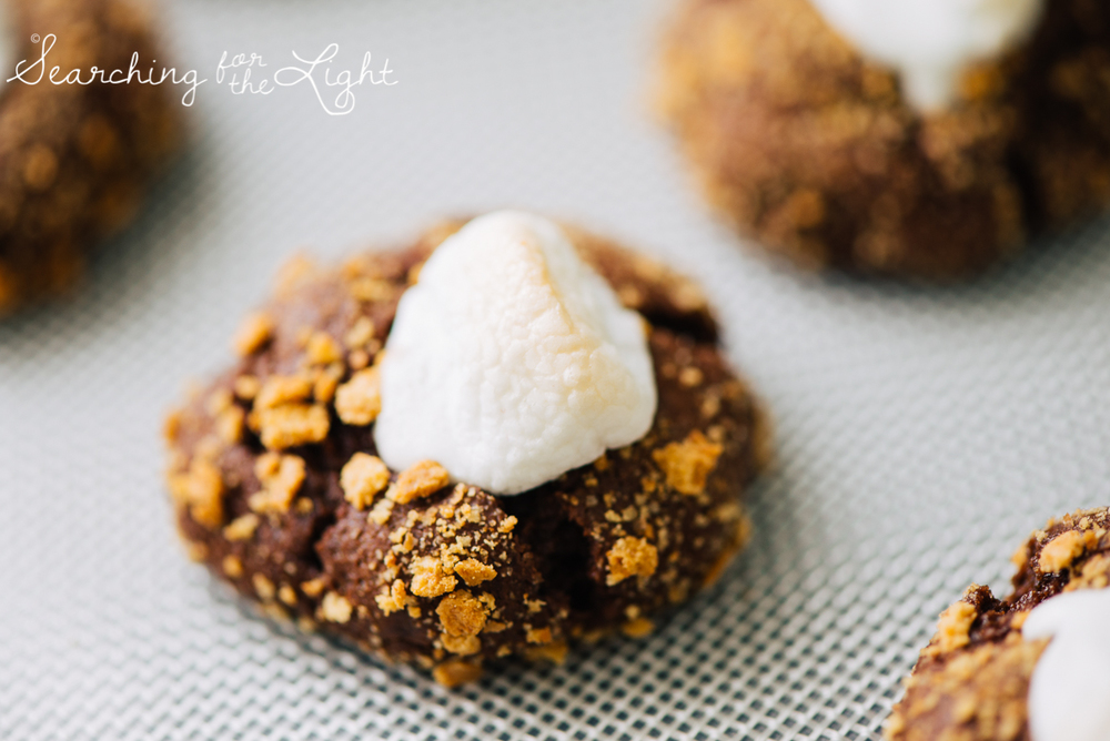 smores chocolate cookie recipe